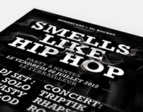 SMELLS LIKE HIP HOP