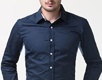 Gaussian , Sweat Friendly Shirt