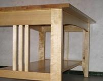 Sohvapöytä (coffee table)