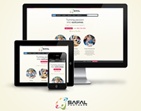 Safal Partners - Website Design