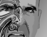 Eric Cantona vector