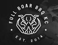 Full Boar BBQ KC Brand Refresh
