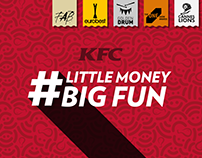 KFC: Little Money Big Fun