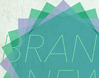 """Brand New """"Particule"""" CD"""