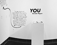 You - MFA Thesis Exhibition