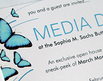 MBG March Morpho Mania™ Member Invitations