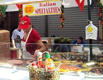 On Location: Feast of San Gennaro, Little Italy, 2012