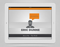 Portfolio iPad App