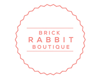 Brick Rabbit Logo & Branding