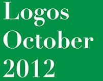 Logos October 2012