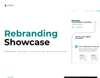 Thrupny Rebranding Showcase