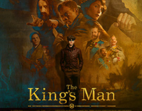 The King's Man Key Art
