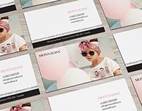 Monnalisa Business Cards