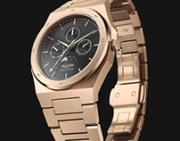 VALUCHI WATCHES — CGI / 3D Rendering