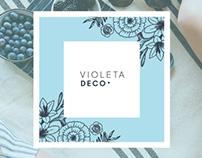 Branding · Violeta Deco