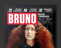 BRUNO Magazine #4–2012