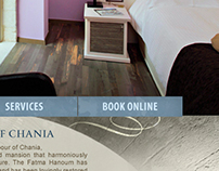 Hotel website 2011 _ WEB