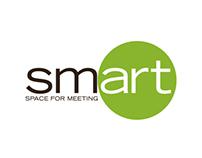 SMART · logo design