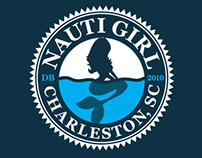 NautiGirl Boat Logo
