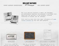 Website v3 Brilliant Bastards