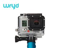 WRYD GoPro Accessories
