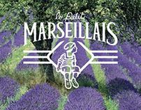 Le Petit Marseillais / new identity