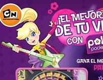 Polly Pocket | Microsite
