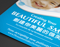 Dental Posters Design