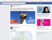 Applebee's Facebook ad.
