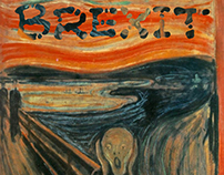 Brexit for Munch.