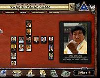 Árbol Genealógico Sitio Escuela Tsung chiao - Kung Fu