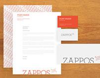 Zappos Rebrand