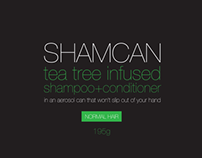 Shamcan Aerosol Product
