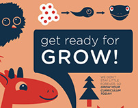 Get Ready to Grow