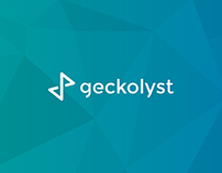 Geckolyst branding