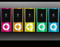 iPod - Vectors Illustrator's project