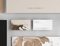 Balsamico - Brand Design