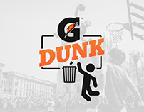 GATORADE - G DUNK