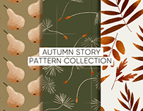 Autumn Story pattern Collection