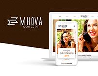Mhova Concept - Responsive Website