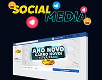 SOCIAL MEDIA 2018/19