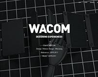 Wacom手绘板宣传片-个人练习