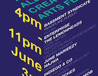 Art Festival Poster (Urbanscapes)