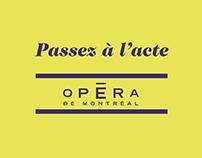 Opera de Montréal 15-16