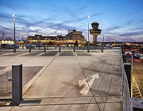 """Berlin Tegel Airport """"Otto Lilienthal"""""""