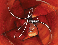 CD cover and logo for the FORGO music group