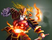 Darkstalkers character