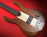 Bass Guitar Solid body
