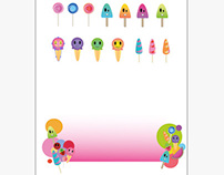 Sweeties - Illustrator's vectors