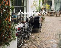 jamescycle BBQ cargo bike
